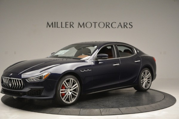 Used 2019 Maserati Ghibli S Q4 for sale Sold at McLaren Greenwich in Greenwich CT 06830 2