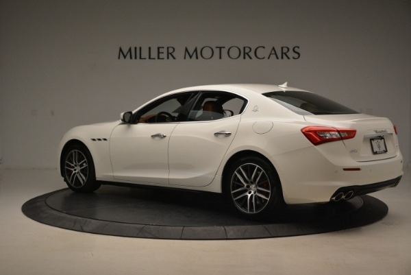 Used 2019 Maserati Ghibli S Q4 for sale Sold at McLaren Greenwich in Greenwich CT 06830 3