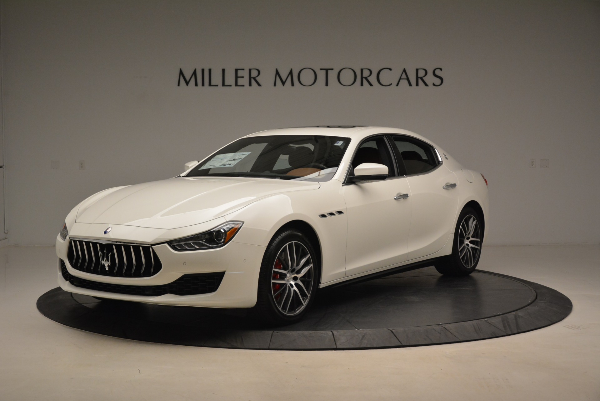 Used 2019 Maserati Ghibli S Q4 for sale Sold at McLaren Greenwich in Greenwich CT 06830 1