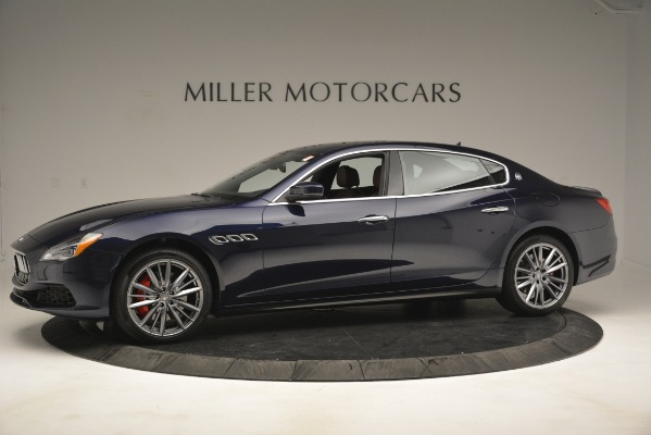 New 2019 Maserati Quattroporte S Q4 for sale Sold at McLaren Greenwich in Greenwich CT 06830 2