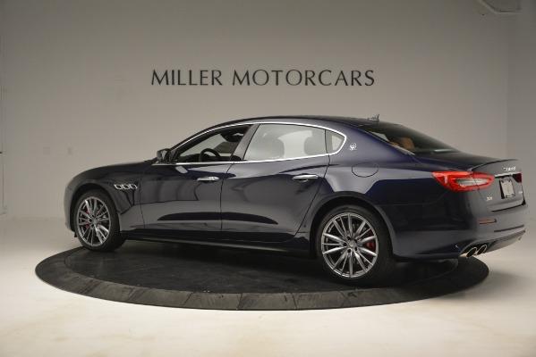 New 2019 Maserati Quattroporte S Q4 for sale Sold at McLaren Greenwich in Greenwich CT 06830 4