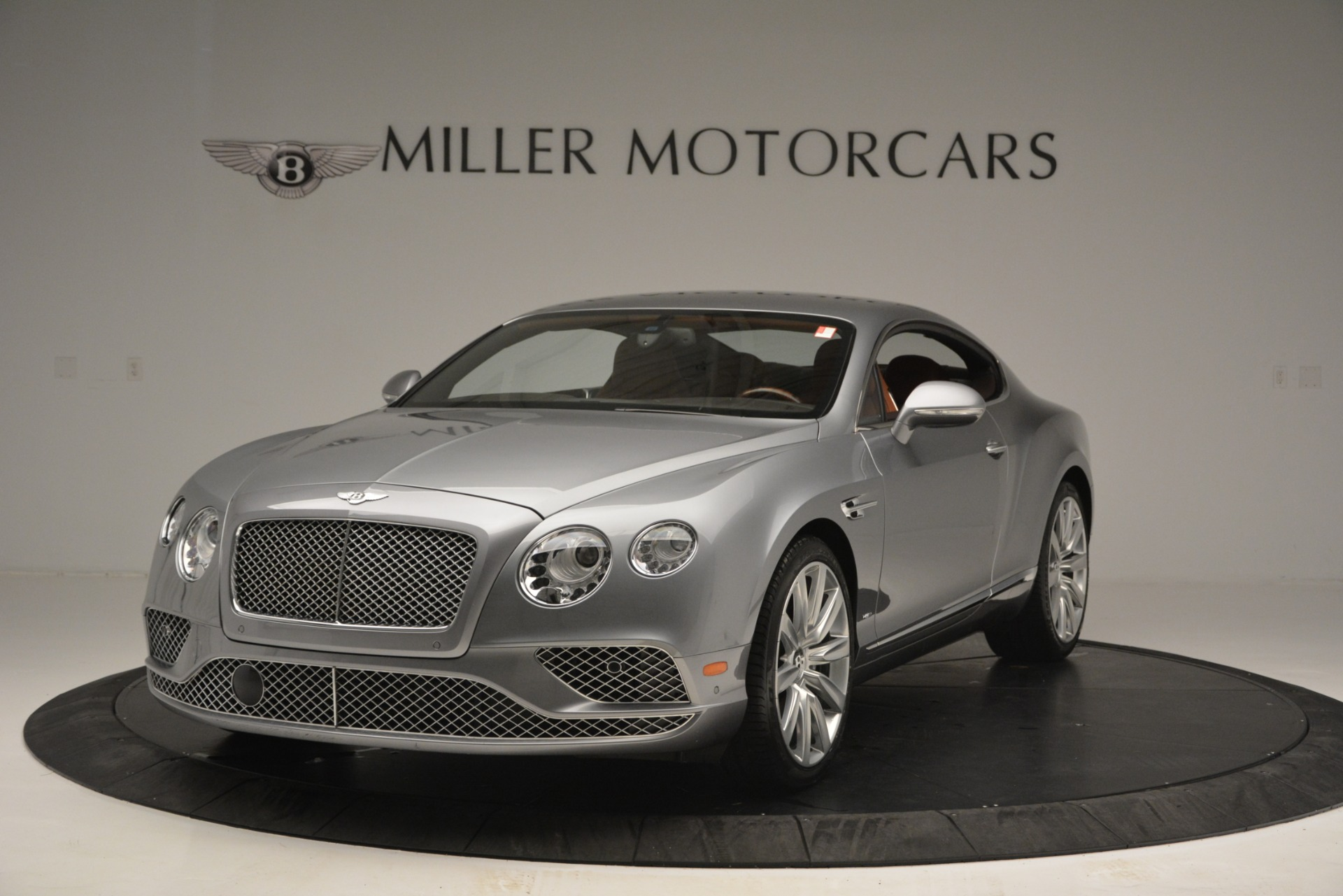 Used 2016 Bentley Continental GT W12 for sale Sold at McLaren Greenwich in Greenwich CT 06830 1