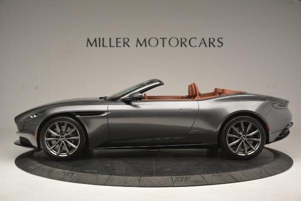 Used 2019 Aston Martin DB11 Volante for sale $214,990 at McLaren Greenwich in Greenwich CT 06830 2