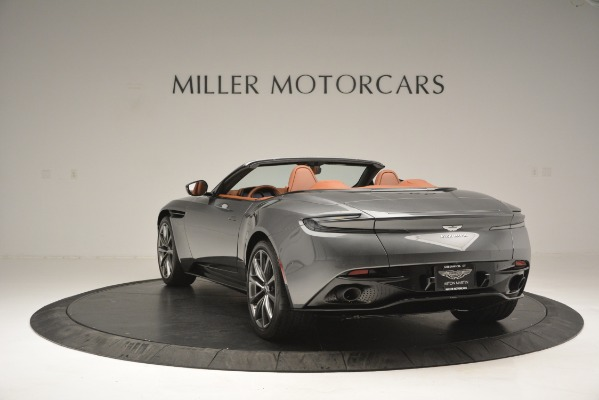 Used 2019 Aston Martin DB11 Volante for sale $214,990 at McLaren Greenwich in Greenwich CT 06830 4