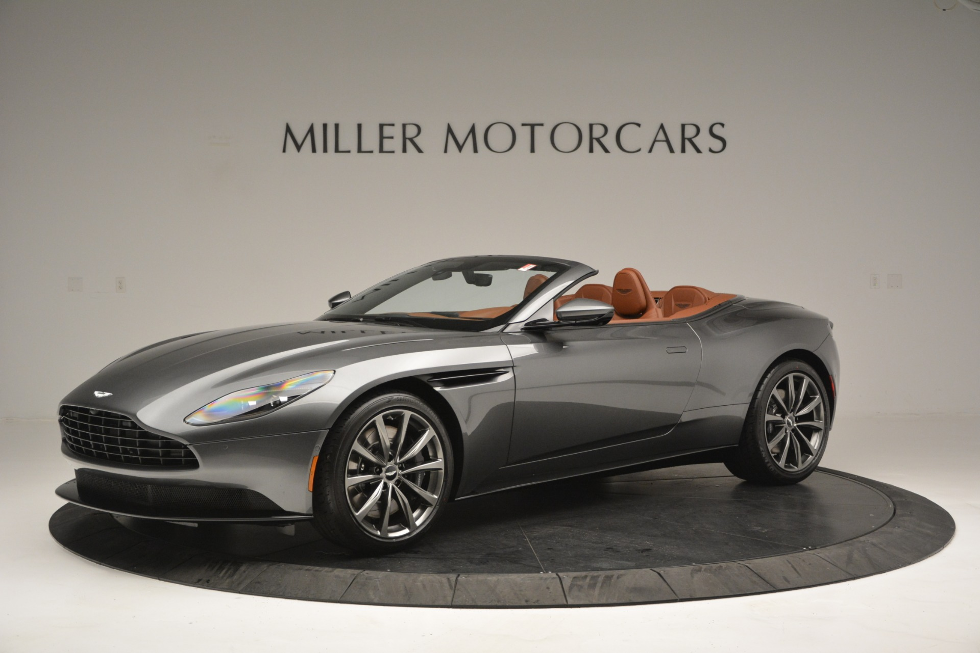 Used 2019 Aston Martin DB11 Volante for sale $214,990 at McLaren Greenwich in Greenwich CT 06830 1