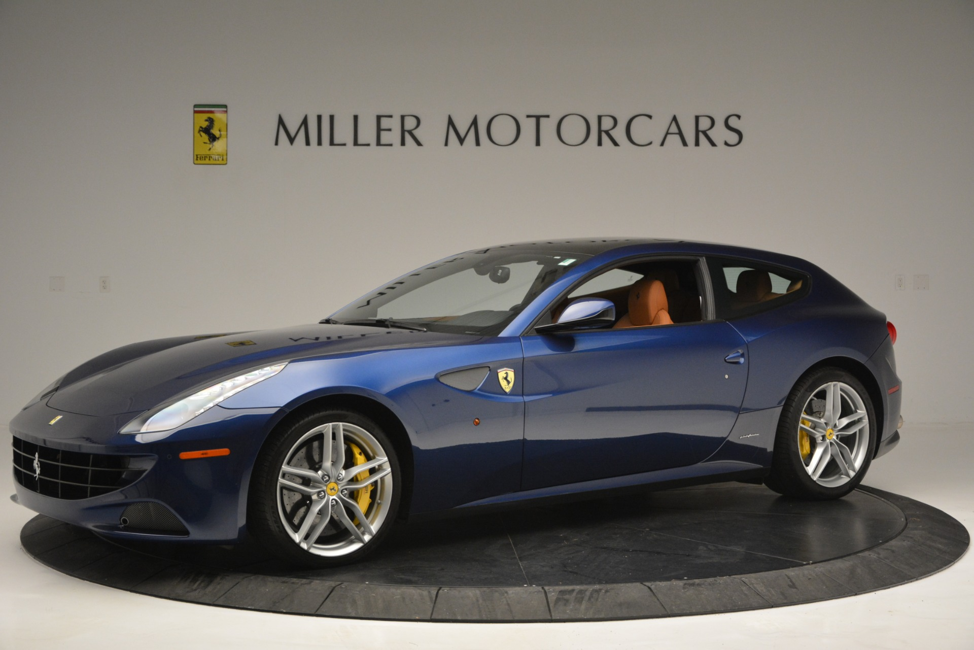 Pre Owned 2016 Ferrari Ff For Sale Special Pricing Mclaren Greenwich Stock 4520