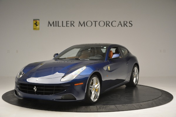 Used 2016 Ferrari FF for sale Sold at McLaren Greenwich in Greenwich CT 06830 1