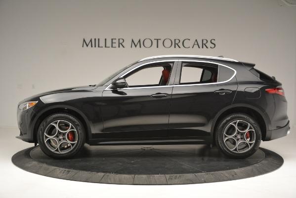 New 2019 Alfa Romeo Stelvio for sale Sold at McLaren Greenwich in Greenwich CT 06830 4