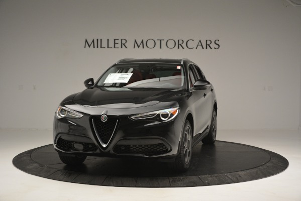 New 2019 Alfa Romeo Stelvio for sale Sold at McLaren Greenwich in Greenwich CT 06830 1