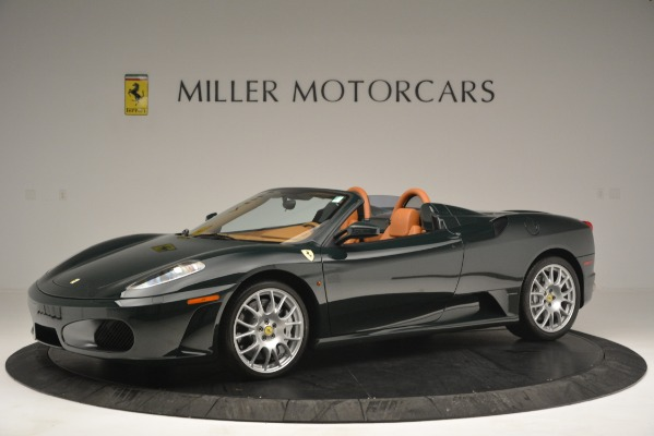 Used 2005 Ferrari F430 Spider for sale Sold at McLaren Greenwich in Greenwich CT 06830 2