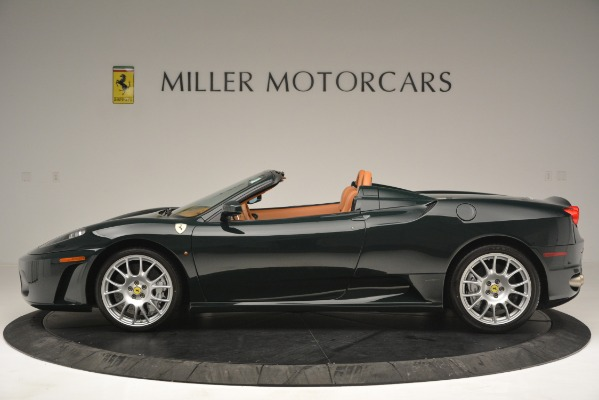 Used 2005 Ferrari F430 Spider for sale Sold at McLaren Greenwich in Greenwich CT 06830 3