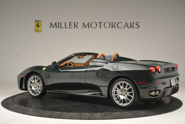 Used 2005 Ferrari F430 Spider for sale Sold at McLaren Greenwich in Greenwich CT 06830 4