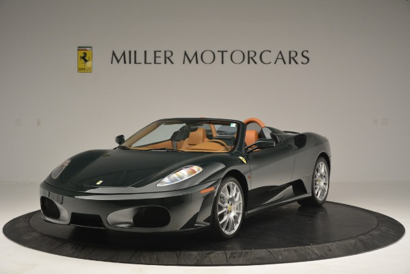 Used 2005 Ferrari F430 Spider for sale Sold at McLaren Greenwich in Greenwich CT 06830 1