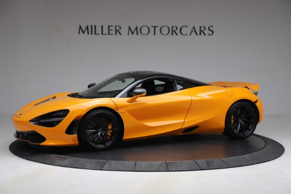 Used 2019 McLaren 720S Performance for sale $309,990 at McLaren Greenwich in Greenwich CT 06830 2