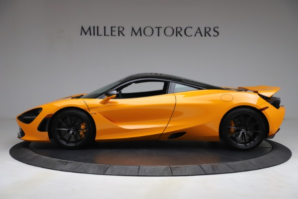 New 2019 McLaren 720S Performance for sale Sold at McLaren Greenwich in Greenwich CT 06830 3