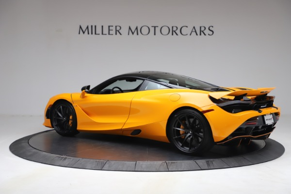 Used 2019 McLaren 720S Performance for sale $309,990 at McLaren Greenwich in Greenwich CT 06830 4