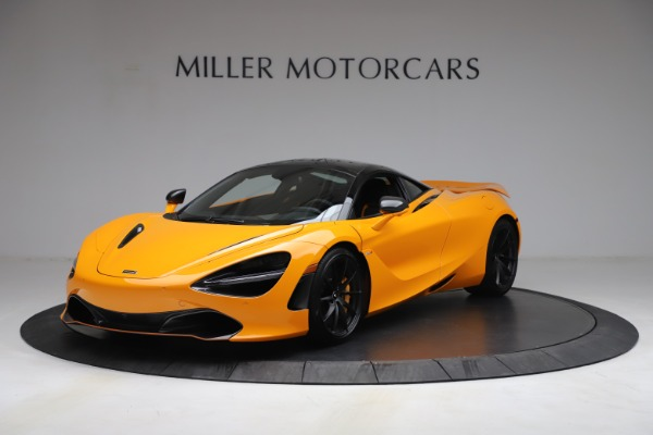 New 2019 McLaren 720S Performance for sale Sold at McLaren Greenwich in Greenwich CT 06830 1