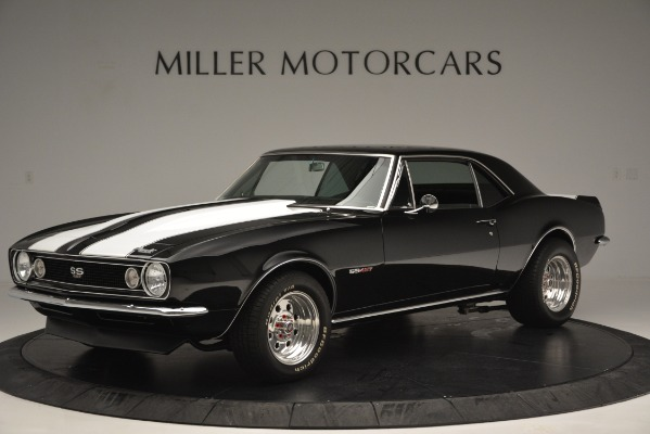 Used 1967 Chevrolet Camaro SS Tribute for sale Sold at McLaren Greenwich in Greenwich CT 06830 2