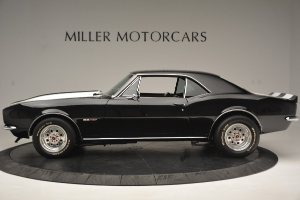 Used 1967 Chevrolet Camaro SS Tribute for sale Sold at McLaren Greenwich in Greenwich CT 06830 3