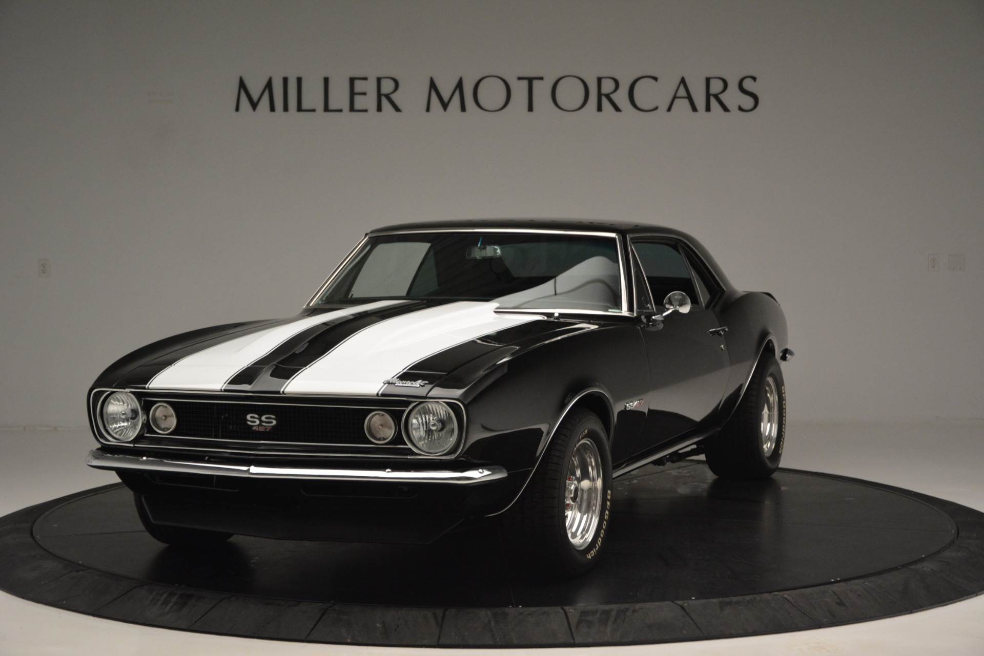 Used 1967 Chevrolet Camaro SS Tribute for sale Sold at McLaren Greenwich in Greenwich CT 06830 1