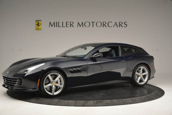 Used 2018 Ferrari GTC4Lusso for sale Sold at McLaren Greenwich in Greenwich CT 06830 2