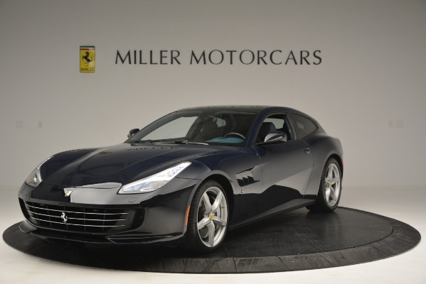 Used 2018 Ferrari GTC4Lusso for sale Sold at McLaren Greenwich in Greenwich CT 06830 1
