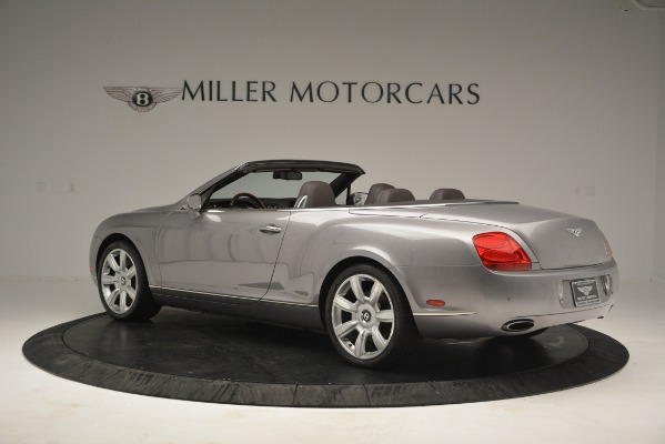 Used 2009 Bentley Continental GT GT for sale Sold at McLaren Greenwich in Greenwich CT 06830 4