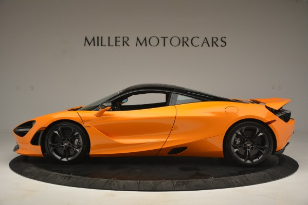 Used 2018 McLaren 720S Performance for sale Sold at McLaren Greenwich in Greenwich CT 06830 3