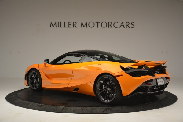 Used 2018 McLaren 720S Performance for sale Sold at McLaren Greenwich in Greenwich CT 06830 4