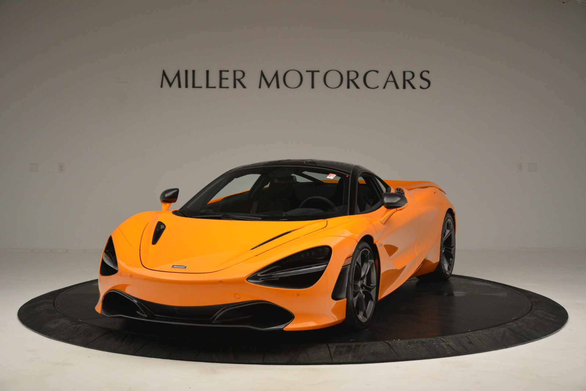Used 2018 McLaren 720S Performance for sale Sold at McLaren Greenwich in Greenwich CT 06830 1