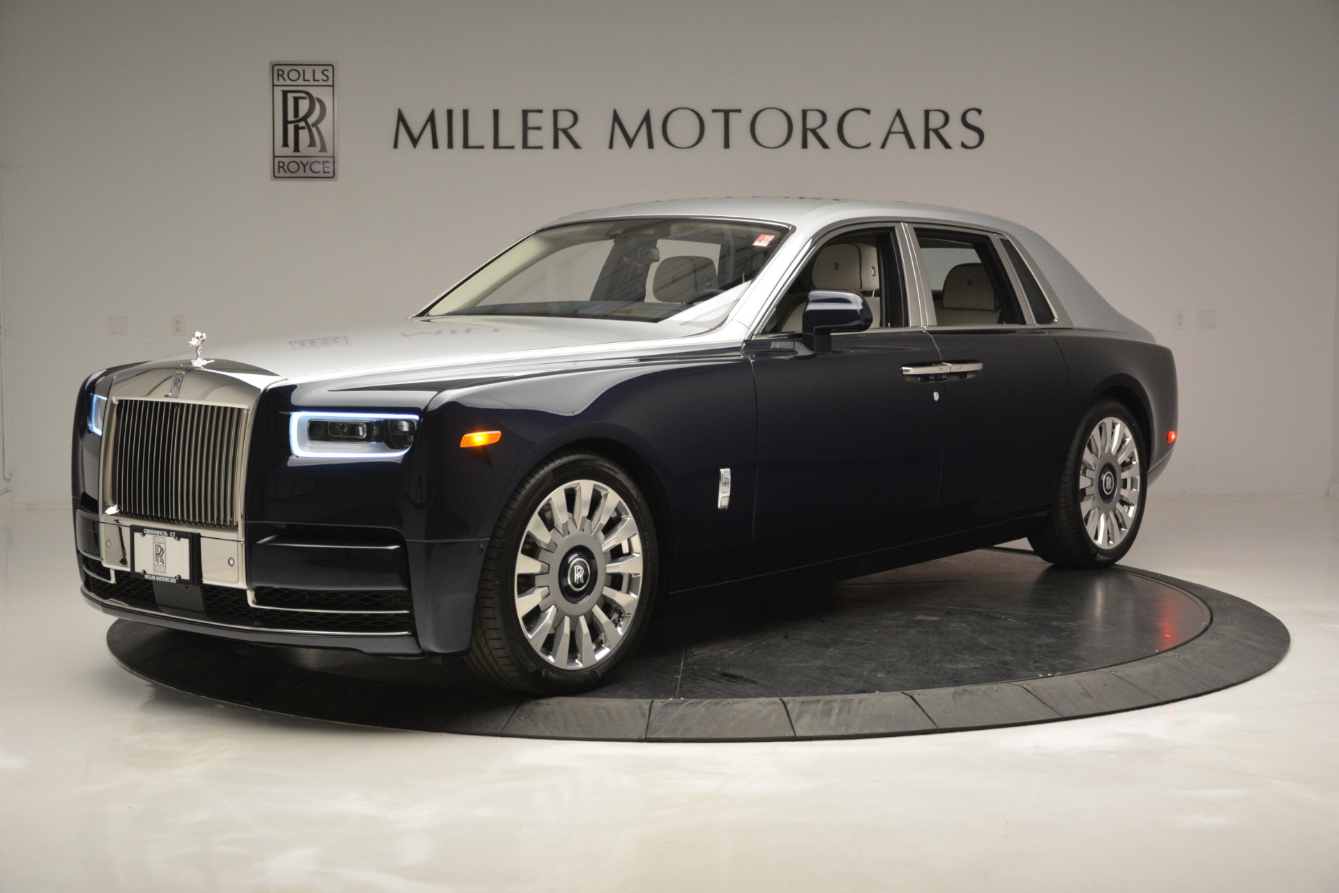 New 2019 Rolls Royce Phantom For Sale Special Pricing Mclaren Greenwich Stock R483