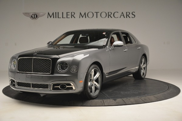 New 2019 Bentley Mulsanne Speed for sale Sold at McLaren Greenwich in Greenwich CT 06830 1