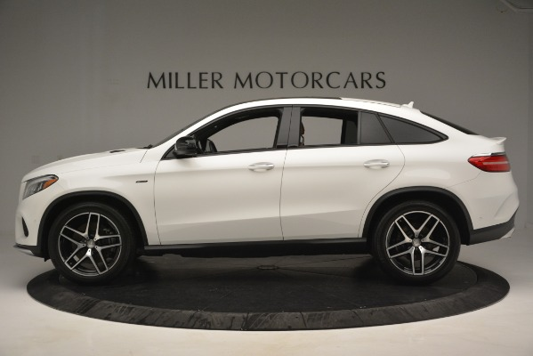 Used 2016 Mercedes-Benz GLE 450 AMG Coupe 4MATIC for sale Sold at McLaren Greenwich in Greenwich CT 06830 3