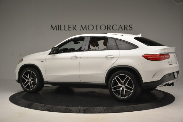 Used 2016 Mercedes-Benz GLE 450 AMG Coupe 4MATIC for sale Sold at McLaren Greenwich in Greenwich CT 06830 4