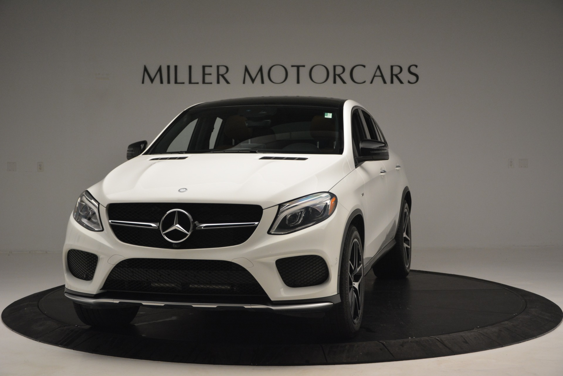 Used 2016 Mercedes-Benz GLE 450 AMG Coupe 4MATIC for sale Sold at McLaren Greenwich in Greenwich CT 06830 1