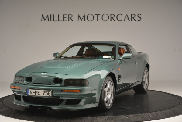 Used 1999 Aston Martin V8 Vantage Le Mans V600 Coupe for sale $499,900 at McLaren Greenwich in Greenwich CT 06830 2