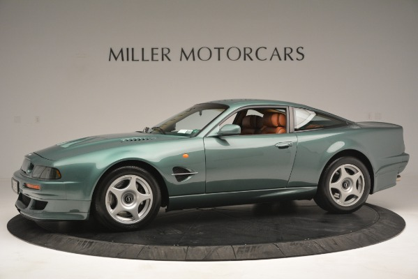 Used 1999 Aston Martin V8 Vantage Le Mans V600 Coupe for sale $499,900 at McLaren Greenwich in Greenwich CT 06830 3