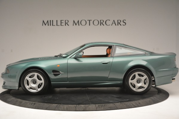 Used 1999 Aston Martin V8 Vantage Le Mans V600 Coupe for sale $550,000 at McLaren Greenwich in Greenwich CT 06830 4