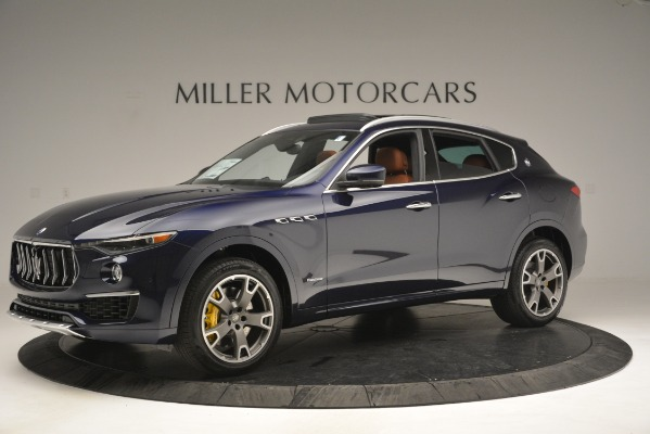 New 2019 Maserati Levante S Q4 GranLusso for sale Sold at McLaren Greenwich in Greenwich CT 06830 2