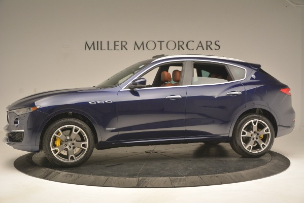 New 2019 Maserati Levante S Q4 GranLusso for sale Sold at McLaren Greenwich in Greenwich CT 06830 3