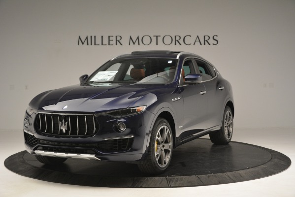 New 2019 Maserati Levante S Q4 GranLusso for sale Sold at McLaren Greenwich in Greenwich CT 06830 1