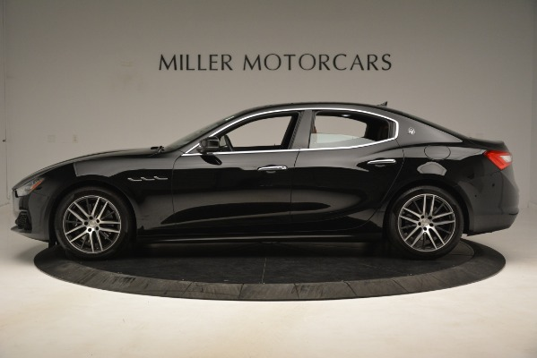 New 2019 Maserati Ghibli S Q4 for sale $55,900 at McLaren Greenwich in Greenwich CT 06830 3