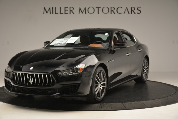 New 2019 Maserati Ghibli S Q4 for sale $55,900 at McLaren Greenwich in Greenwich CT 06830 1