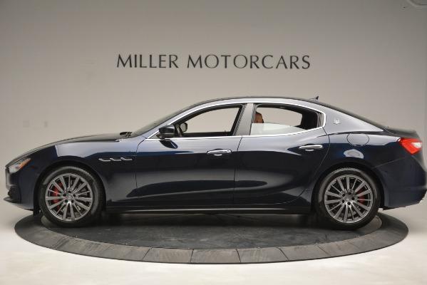 New 2019 Maserati Ghibli S Q4 for sale Sold at McLaren Greenwich in Greenwich CT 06830 3
