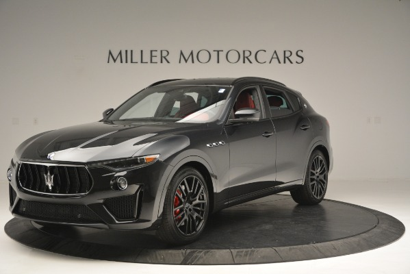 New 2019 Maserati Levante GTS for sale Sold at McLaren Greenwich in Greenwich CT 06830 2