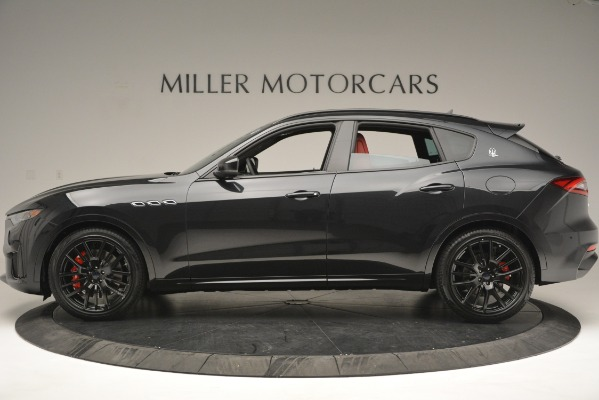 New 2019 Maserati Levante GTS for sale Sold at McLaren Greenwich in Greenwich CT 06830 3