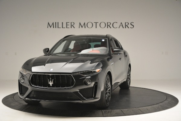 New 2019 Maserati Levante GTS for sale Sold at McLaren Greenwich in Greenwich CT 06830 1