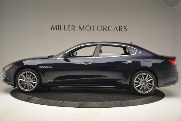 New 2019 Maserati Quattroporte S Q4 GranLusso for sale Sold at McLaren Greenwich in Greenwich CT 06830 4