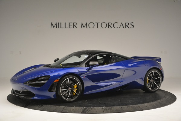 Used 2018 McLaren 720S Performance for sale Sold at McLaren Greenwich in Greenwich CT 06830 2