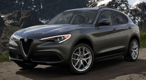 Used 2019 Alfa Romeo Stelvio Sport Q4 for sale Sold at McLaren Greenwich in Greenwich CT 06830 1